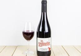 Vin rouge Les Sentinelles naturel