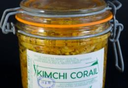 Kimchi corail
