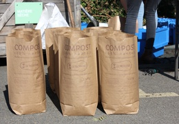 Compost nantais par La Tricyclerie