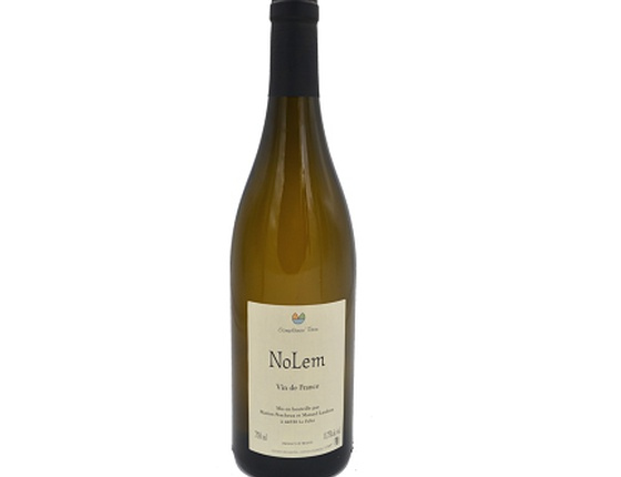 Vin blanc naturel Nolem