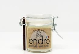 Déodorant baume naturel sans huile essentielle