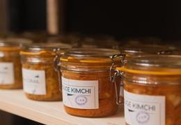 Kimchi mat