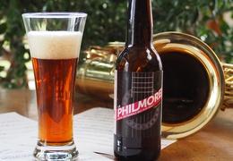 """Bière Brasserie Philmore rousse """"Fa#"""" 33cl bio & locale"""