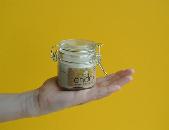 Dentifrice Endro citron