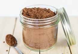 Poudre de cacao pur bio
