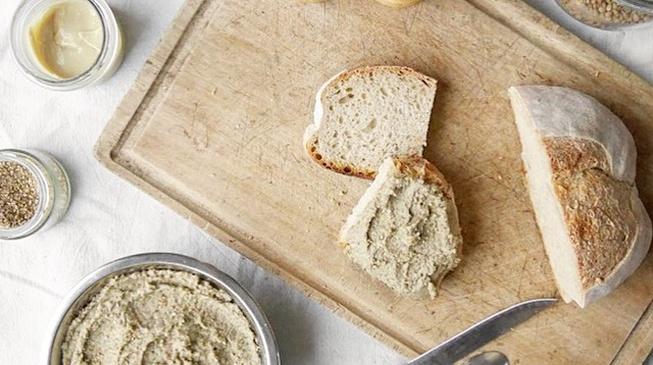 Houmous de lentilles blondes bio de Saint-Flour