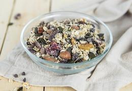 Mélange granola bio