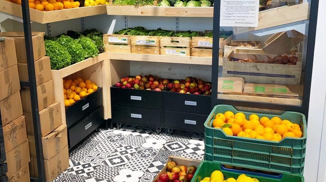 Les paniers de légumes bio & de saison c'est fini !
