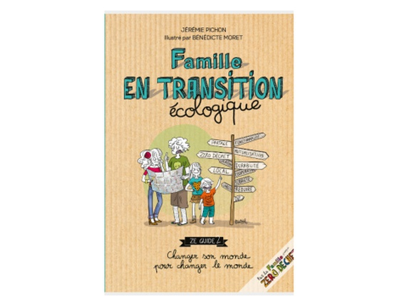Livre « La Famille en transition écologique »