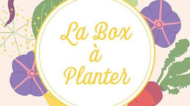 Partenariat d'anniversaire anti-gaspi avecLa Box à Planter