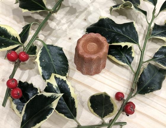 Shampooing solide de Noël Lamazuna