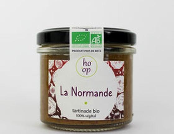 "Tartinade bio & locale 100% végétale ""Norouêt"""