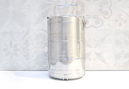 Tiffin isotherme inox  3 étages