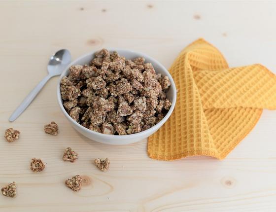 Granola coco-amandes bio