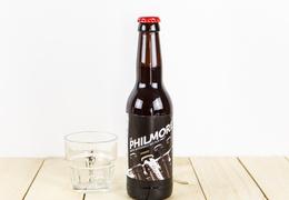 """Bière Brasserie Philmore """"ambrée"""" 33cl bio & locale"""