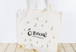 Tote bag Ô Bocal