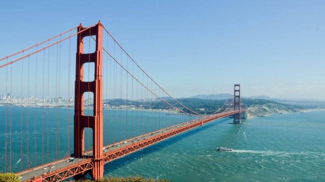 Voyage à San Francisco