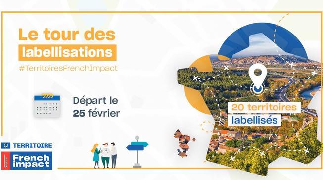 """Annonce les 20 territoires lauréats de """"Territoires French Impact"""" à Nantes au Solilab"""