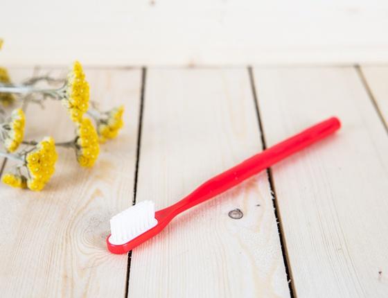 Manche de brosse à dents Lamazuna rouge