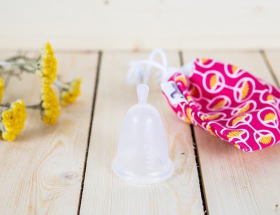 Coupe menstruelle ou cup féminine Lamazuna taille 1
