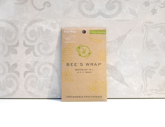 Emballages Bee's Wrap taille M x3