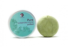 Shampooing solide Pure format voyage