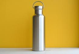 Gourde inox 750 ml isotherme Groovy
