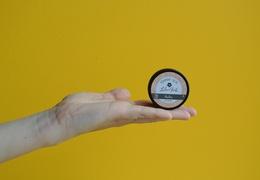 Déodorant solide neutre local & sa boîte