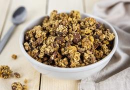 Krounchy chocolat bio & local