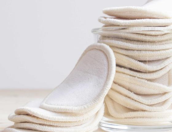 Disque de coton démaquillant Kufu