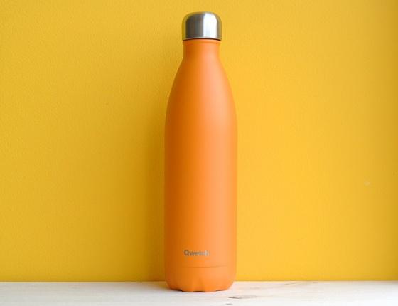 Bouteille inox 750 ml isotherme orange pop
