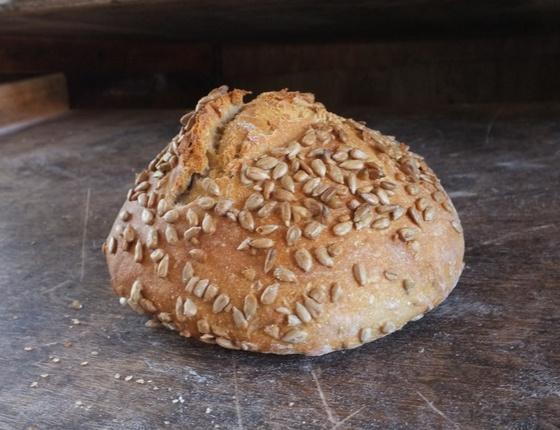 Pain aux graines de tournesol bio 500g