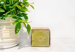 Cube de savon de Marseille 300g