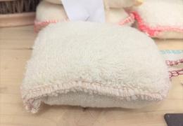 Éponge lavable double-face coton bio