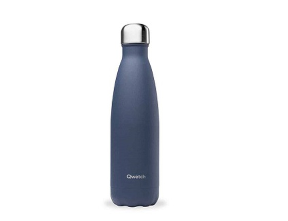 Bouteille inox isotherme granite bleu 500 ml