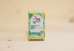 Paquet de 10 lames pour rasoir de sécurité Lamazuna