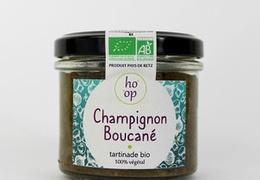 "Tartinade bio & locale 100% végétale ""Champignon Boucané"""