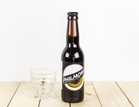 Bière noire 33cl bio & locale