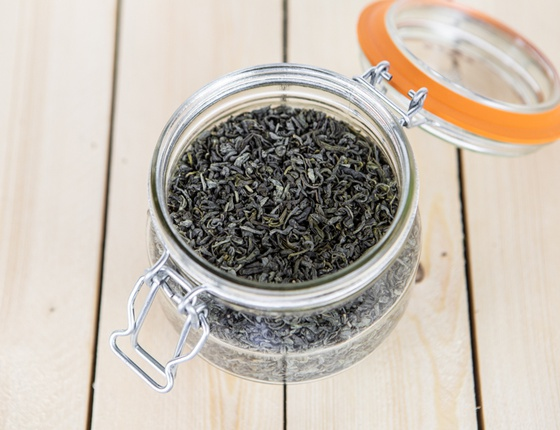 Thé vert à la menthe bio
