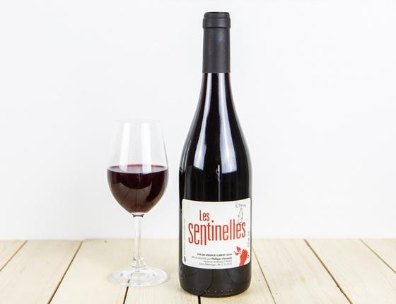 Vin rouge Les Sentinelles 2016 naturel