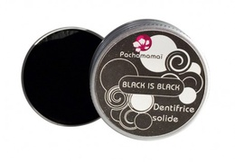 Dentifrice solide au Charbon Black is Black recharge