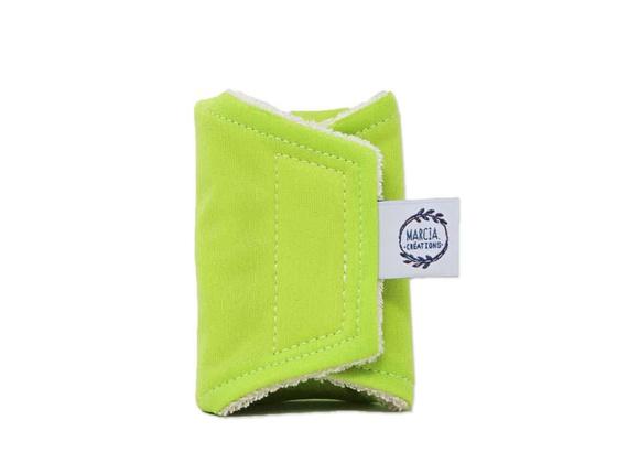 Protège-slip lavable en coton spécial sportives