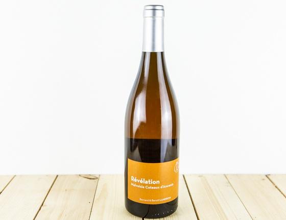 """Vin Domaine Landron Chartier Malvoisie """"Révélation"""" naturel & local"""