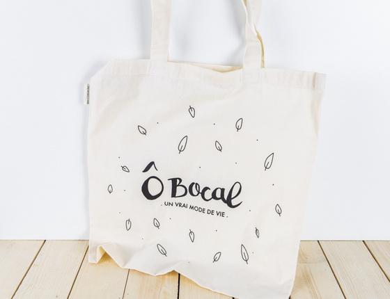 Tote bag Ô Bocal