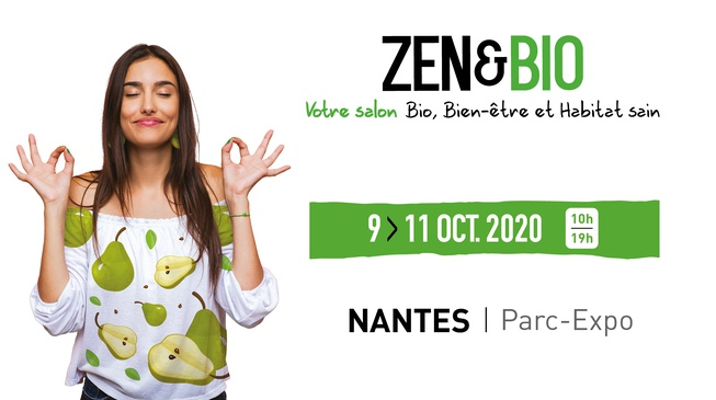 Ô Bocal au salon Zen & Bio du 9 au 11 octobre 2020 !