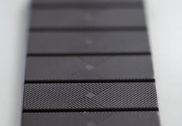 Tablette de chocolat noir bio citron & gingembre