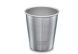 Gobelet inox simple paroi 296 ml