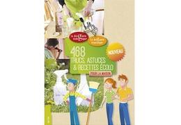 Livre « 468 trucs, astuces & recettes écolo »