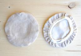 Couvre-plat 14 cm en lin