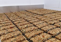 Barres de céréales bio & locales figue-physalis
